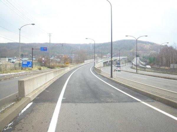 一般国道37号室蘭市陣屋東高架橋...